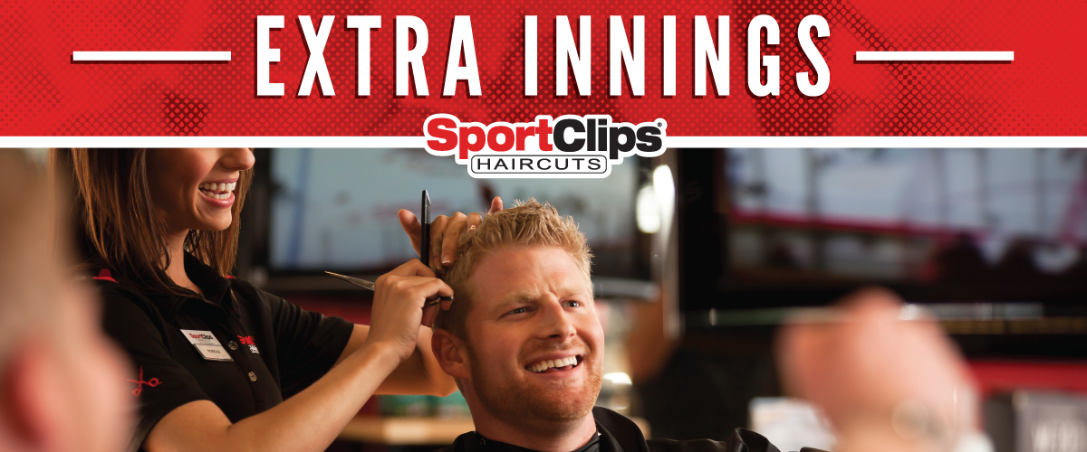 The Sport Clips Haircuts of Scottsdale - Fountain Plaza  Extra Innings Offerings